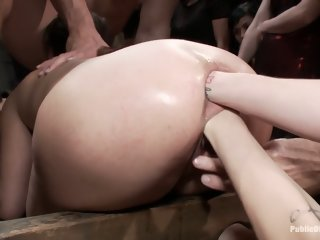 Holy Gaping Butthole Batman!!! EPIC ANAL Starring Russian Anal Queen Alysa!!!!!