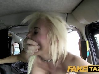 FakeTaxi Driver caught wanking in ladies underwear
